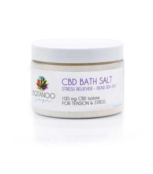 CBD Bath Salt - Stress Reliever