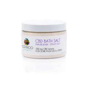 CBD Bath Salt Pain Relief